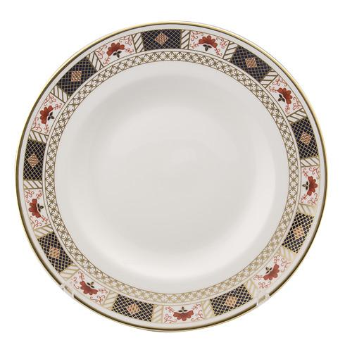 Derby Border Dinner Plate
