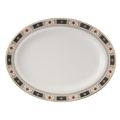 Derby Border Large Platter