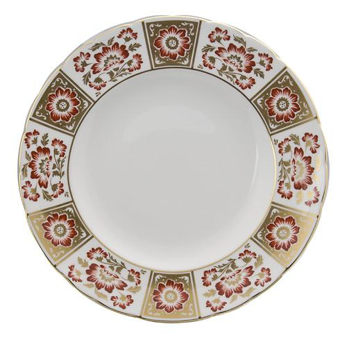 Derby Panel Red 5pc Place Setting