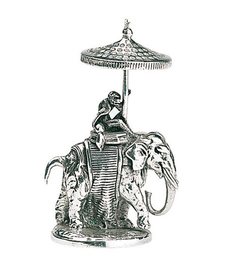 Indra Elephant Toothpick Holder