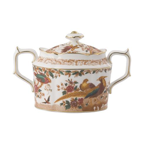 Olde Avesbury Covered Sugar Bowl