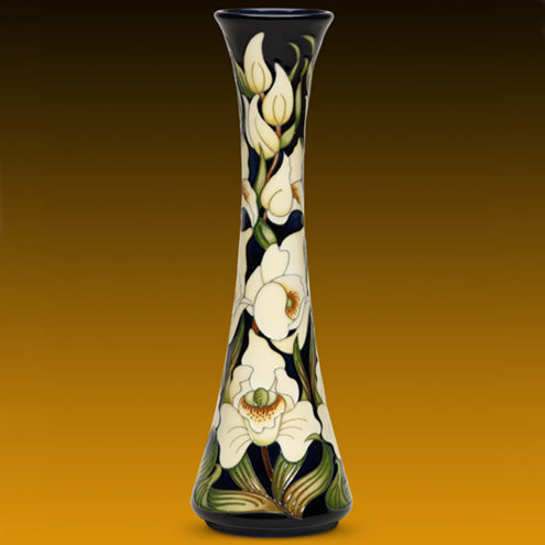 Queen Elizabeth II 90th Birthday Moorcroft Vase