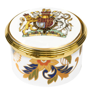 Royal Worcester Diamond Jubilee Pill Box