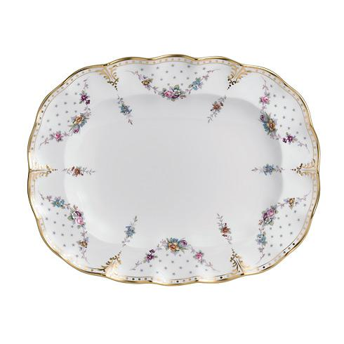 Royal Antoinette Large Platter
