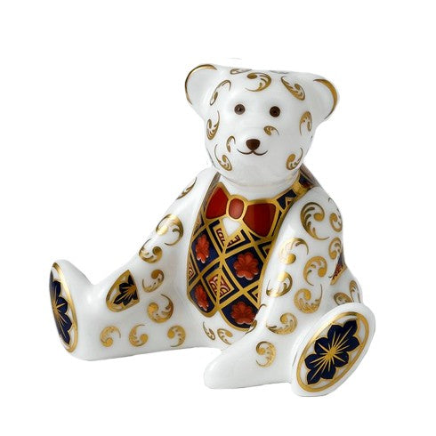 RCD Royal Baby Miniature Imari Bear - Limited Edition Of 500