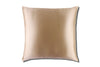 Caramel Euro Zippered Pillowcase