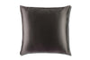 Charcoal Euro Zippered Pillowcase