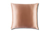 Rose Gold Euro Zippered Pillowcase