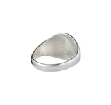 Womens Home Ring in Silver