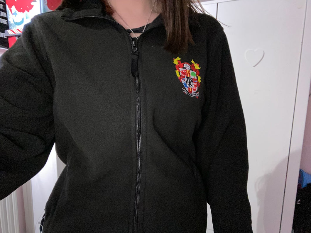TROSC Fleece Featuring Original Embroided Badge