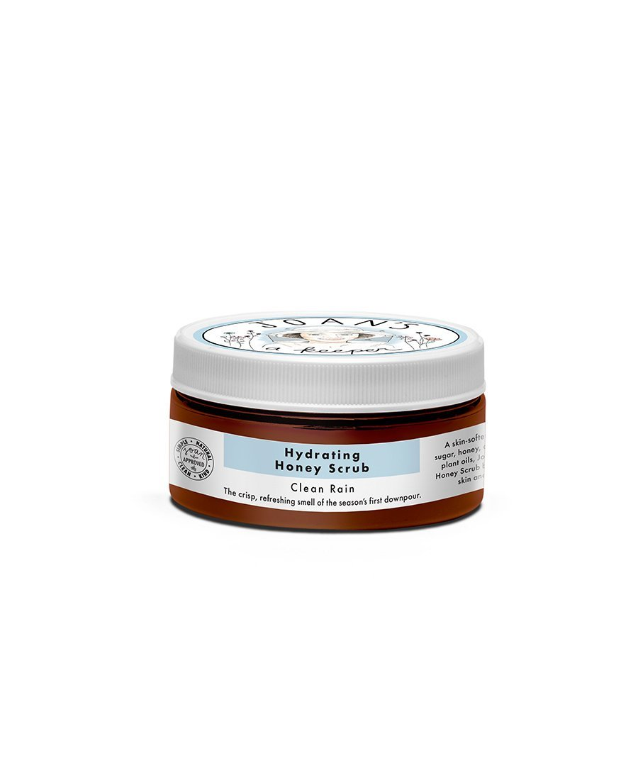 Hydrating Honey Scrub - Clean Rain