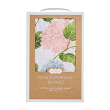 Load image into Gallery viewer, FLORAL MUSLIN SWADDLE BLANKETS