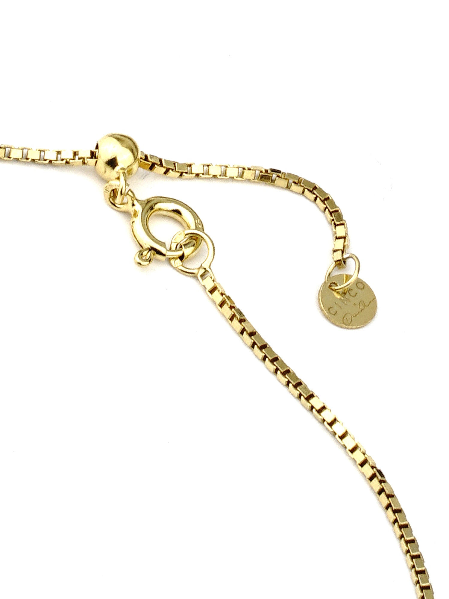 Constantin Necklace - Gold