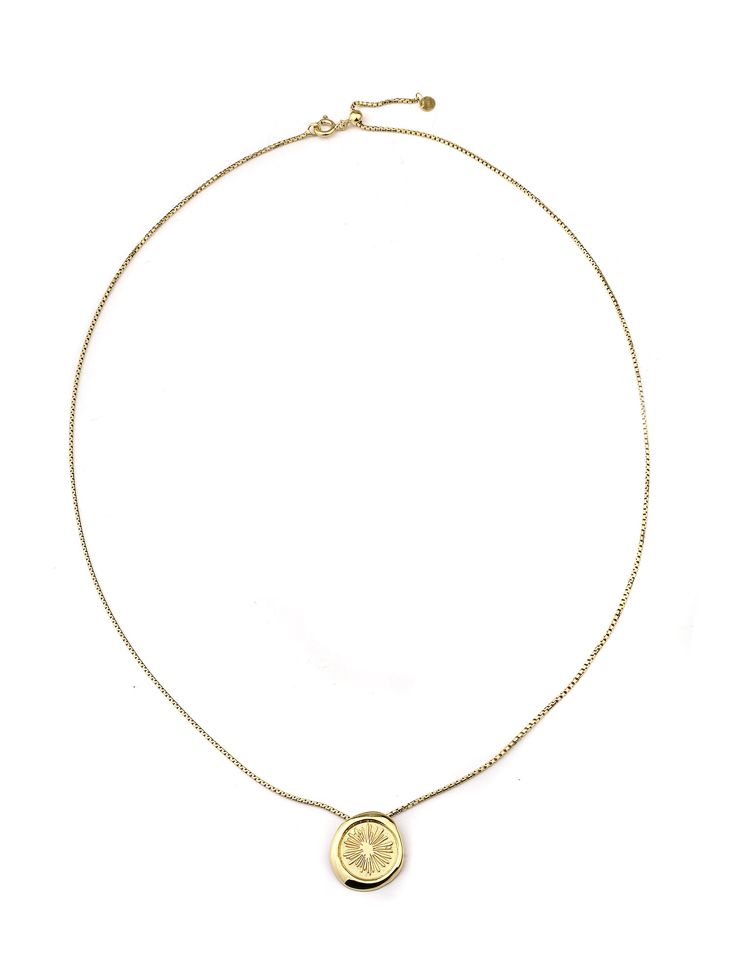 Emma Necklace - Gold