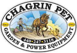 Chagrin Pet, Garden, and Power Equipment