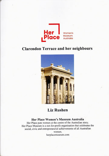 Book: Clarendon Terrace and Her Neighbours