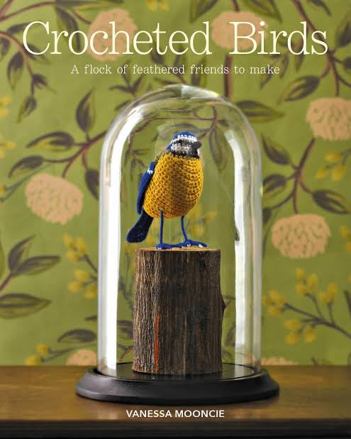Book: Crocheted Birds: A Flock of Feathered Friends to Make