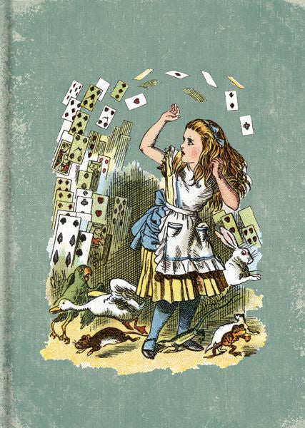 Card (Bodleian Libraries): Alice
