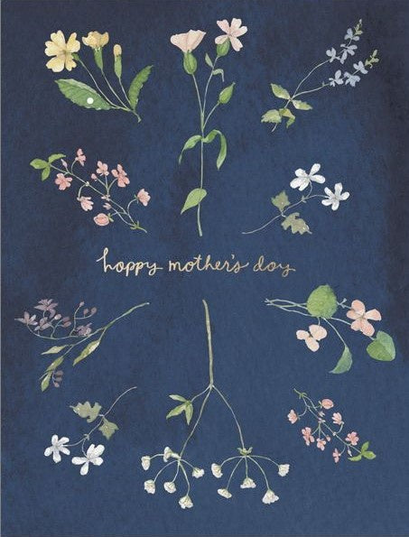Card: Mother's Day Wildflowers