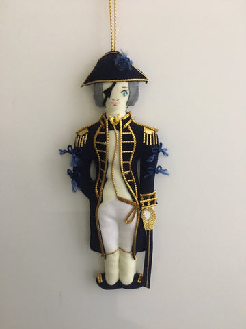 Character Decoration: Lord Nelson