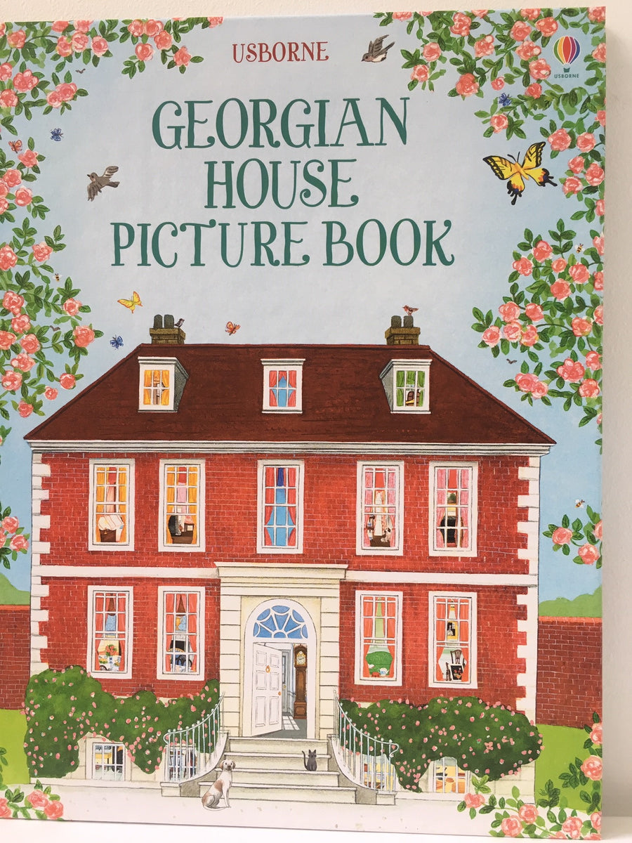 Book: Georgian House Picture Book