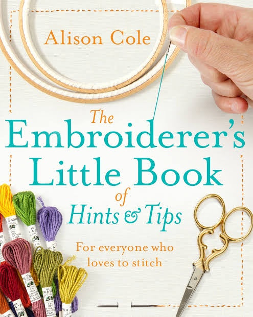Book: The Embroiderer's Little Book of Hints & Tips