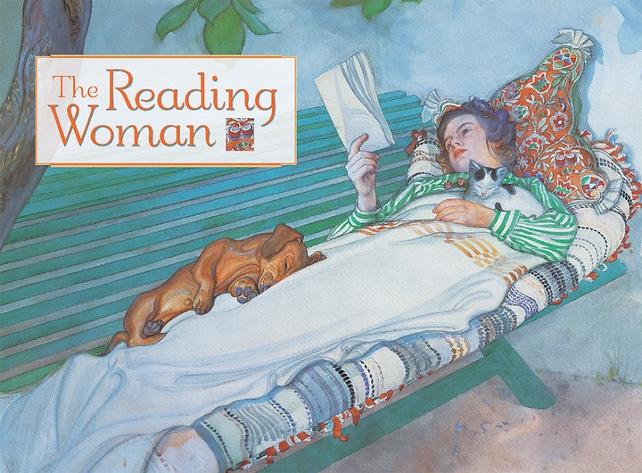 Card Set (Boxed): The Reading Woman Notecards
