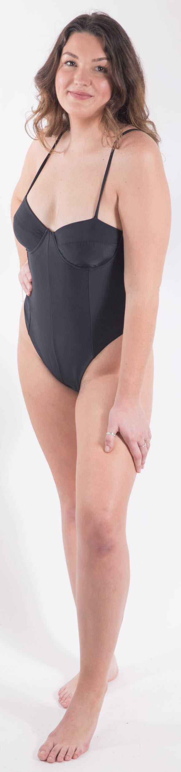 VDM Elly One Piece // Black