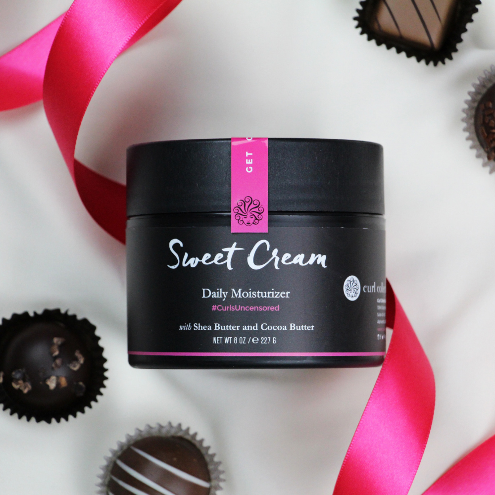 Sweet Cream Curl Defining Moisturizer