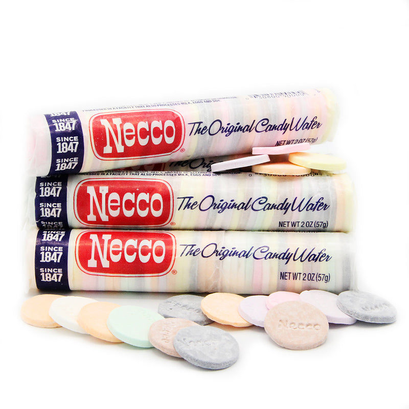 10 pack of Necco Wafers