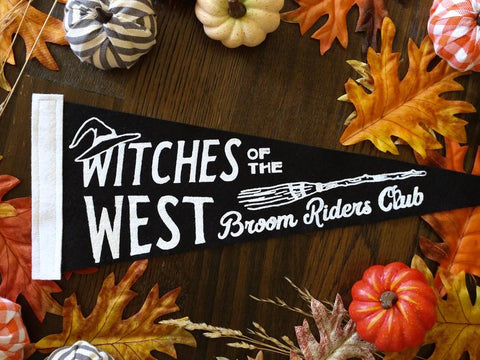 Witches of the West Pennant