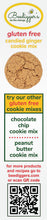Load image into Gallery viewer, gluten free candied ginger cookie mix - 3 count
