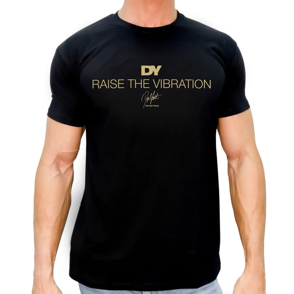 Tricou DY Nutrition Raise The Vibration