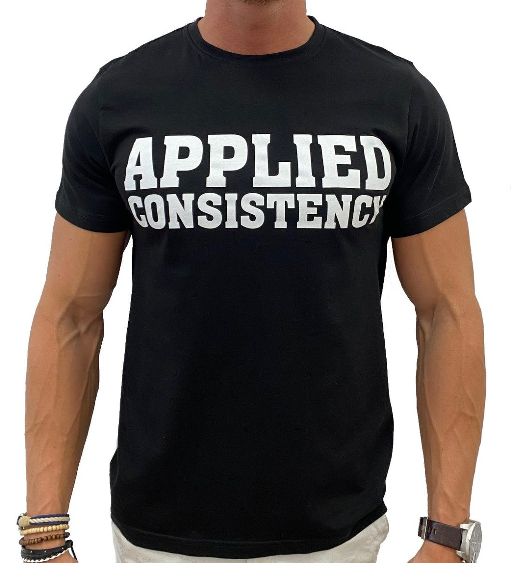 "Tricou DY Academy ""Applied Consistency"""