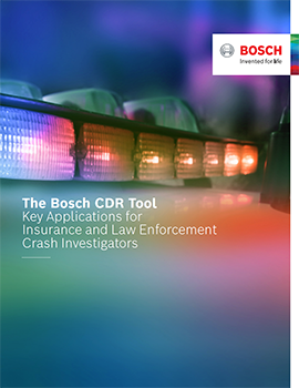 Bosch CDR Tool White Paper
