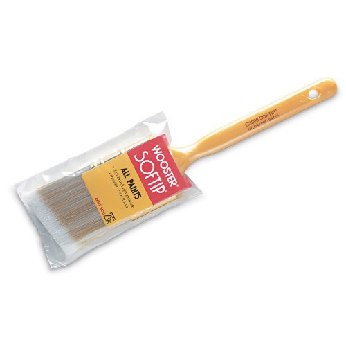 Wooster 2-1/2 in. Softip Angle Sash Brush-0Q32080024