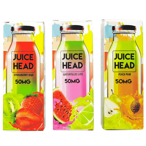 JUICE HEAD SALTNIC - VAPE TOOLS