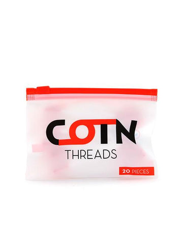 COTN THREADS - VAPE TOOLS
