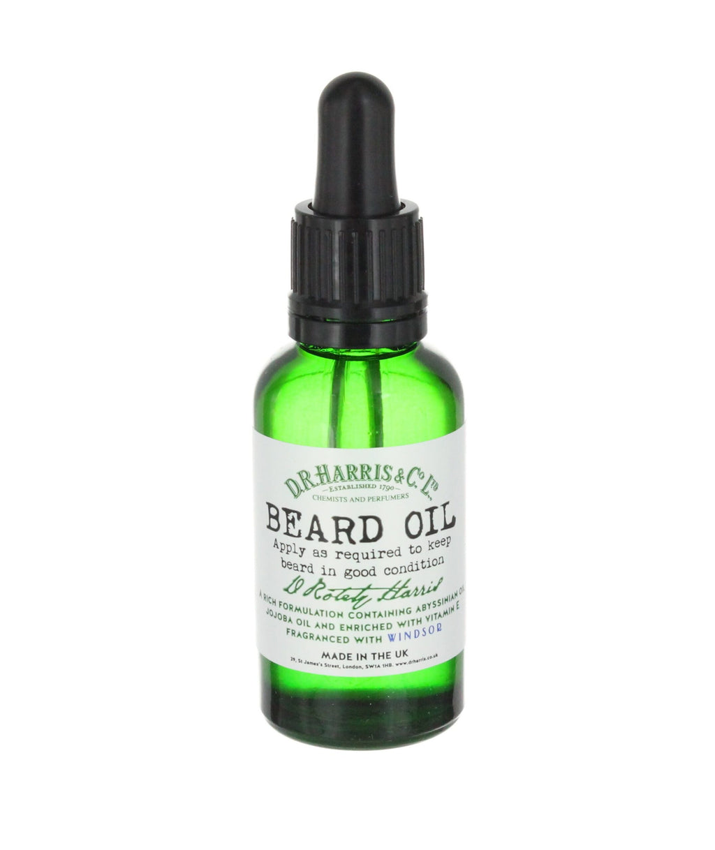 Beard Oil (Windsor fragranced)