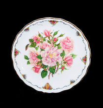 Load image into Gallery viewer, Vintage Royal Albert Queen Mother's Favourite Roses Albertine plate