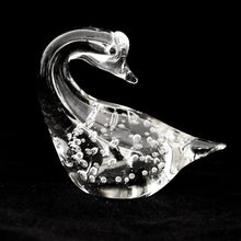Load image into Gallery viewer, Swan paperweight