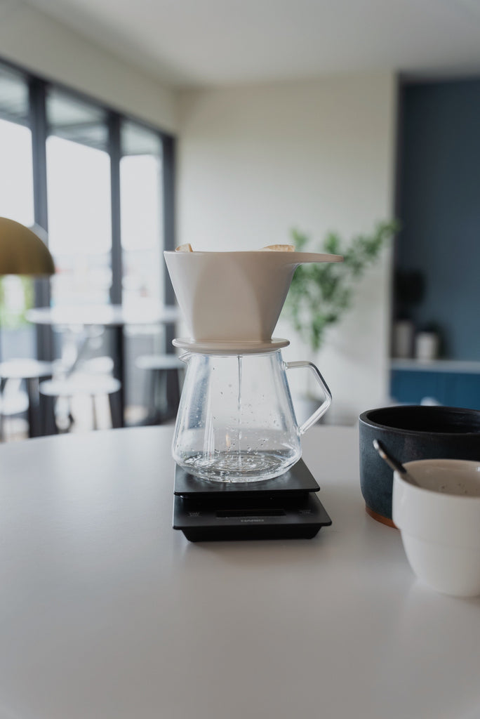 Sibs iced pour-over