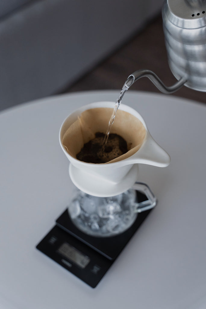 How to make iced pour-over
