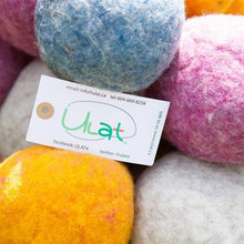 Load image into Gallery viewer, ULAT Dryer Balls multi-colour set