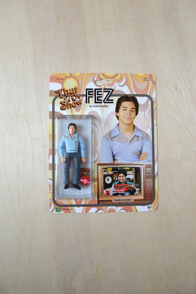 Fez action figure - That 70s Show - Handmade