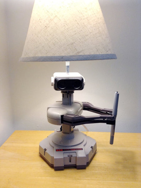 Nintendo ROB the Robot Table Lamp