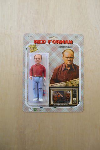 Red Forman action figure - That 70s Show Handmade toy