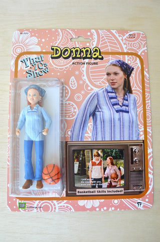 Donna Pinciotti action figure - That 70s Show - Handmade