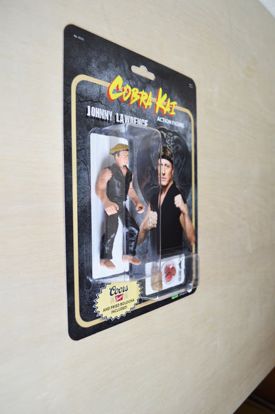 Johnny Lawrence action figure - Cobra Kai Handmade toy