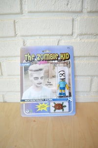 The Zombie Kid - Bart - action figure - Handmade toy